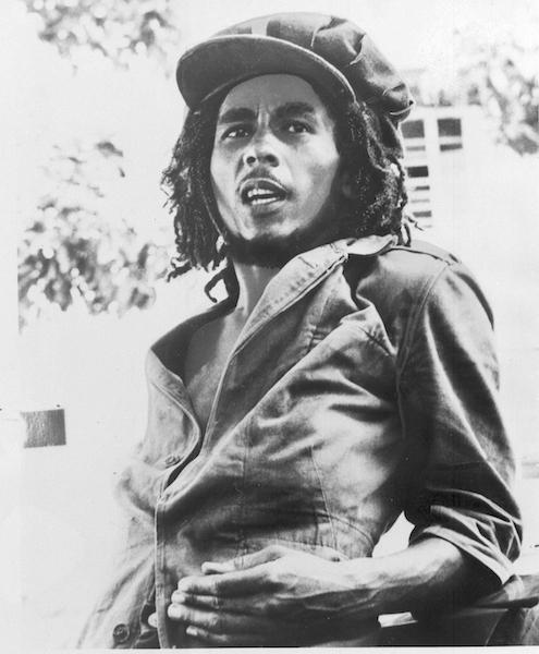 Mladi Bob Marley