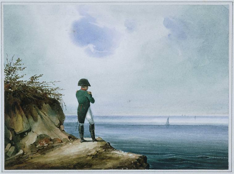 Napoleon na Sveti Heleni.