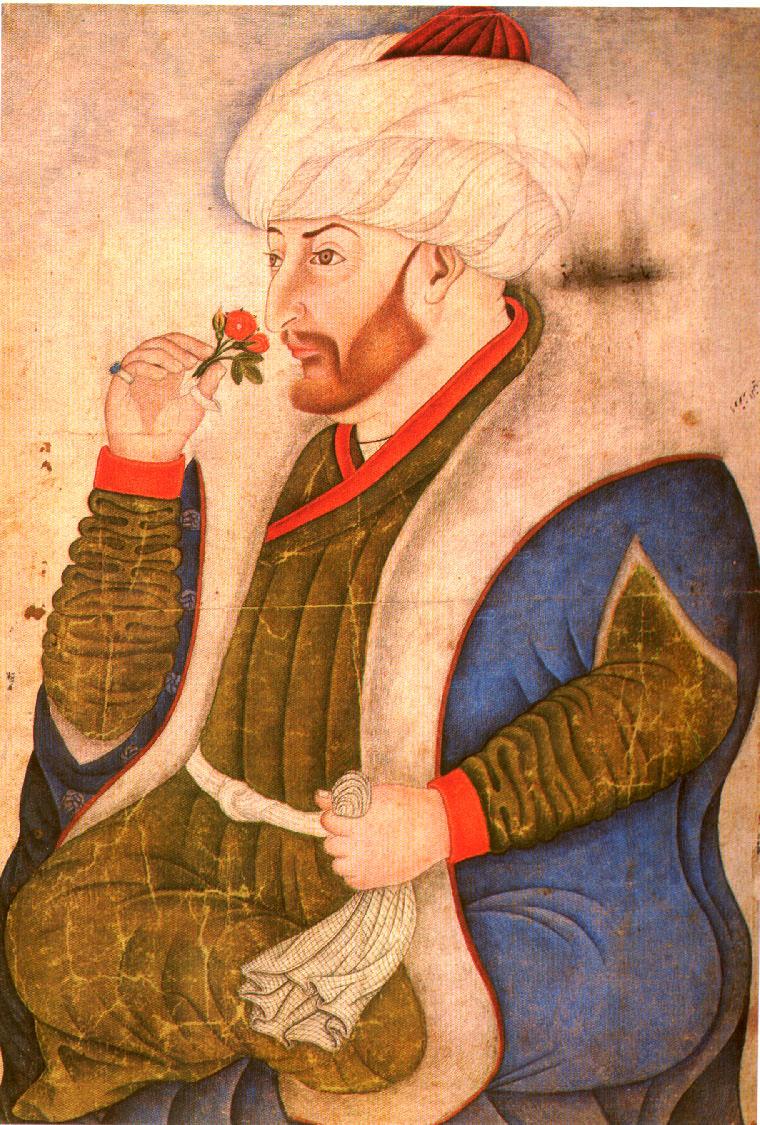Mehmed II. Osvajalec