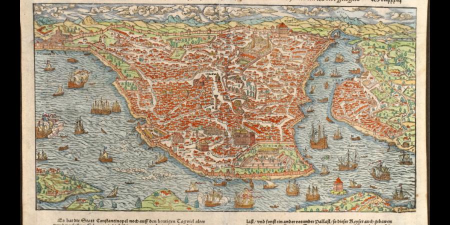 Padec Konstantinopla
