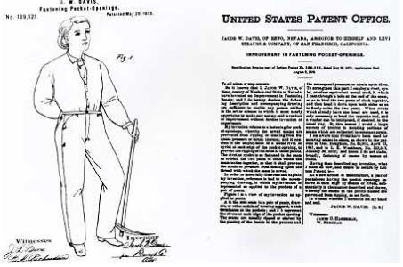 Patent. Foto: levi.com