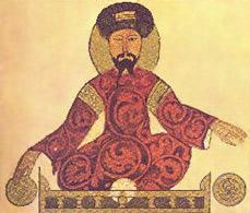 Saladin, 12. stoletje. Foto: Wikimedia