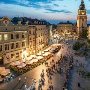 Poljska – štipendija na Jagelonski univerzi