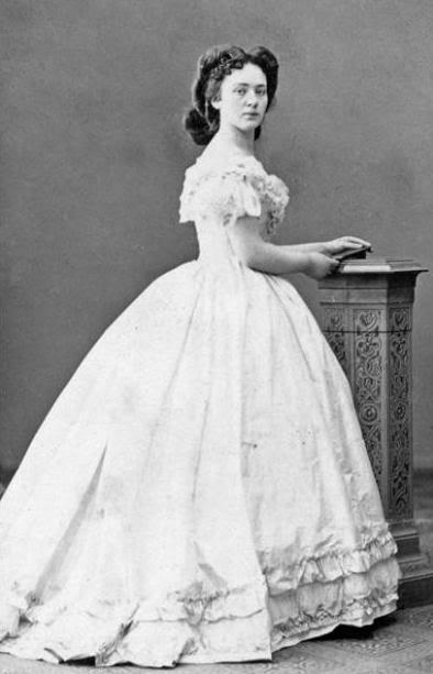 Bertha von Suttner leta 1873.