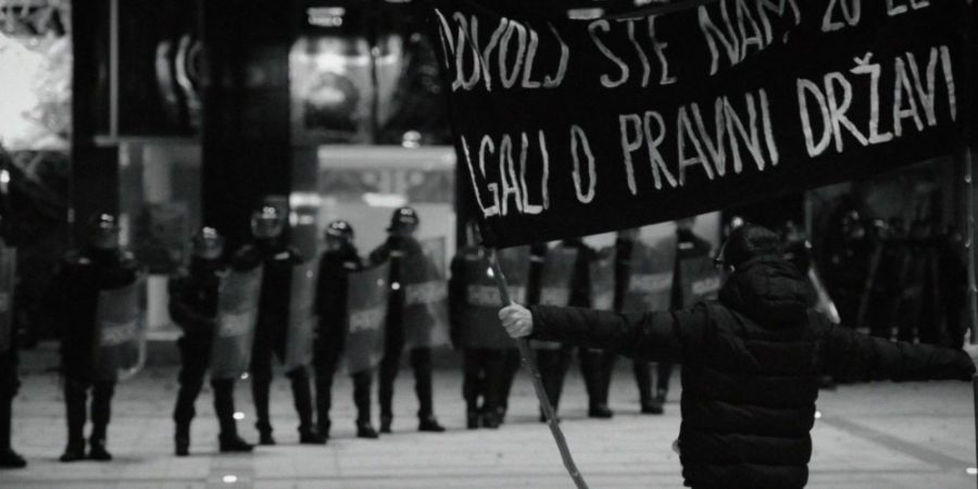 The Maribor Uprisings: A Live Participatory Film