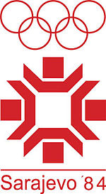 Logo ZOI Sarajevo 1984. Foto: Wikimedia