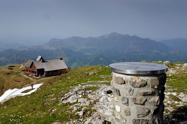 Tirolska poselitev krajev pod Ratitovcem