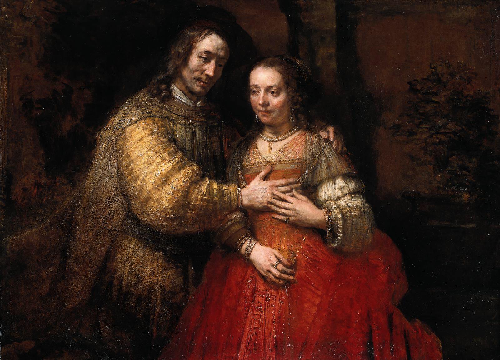 Židovska nevesta 1667