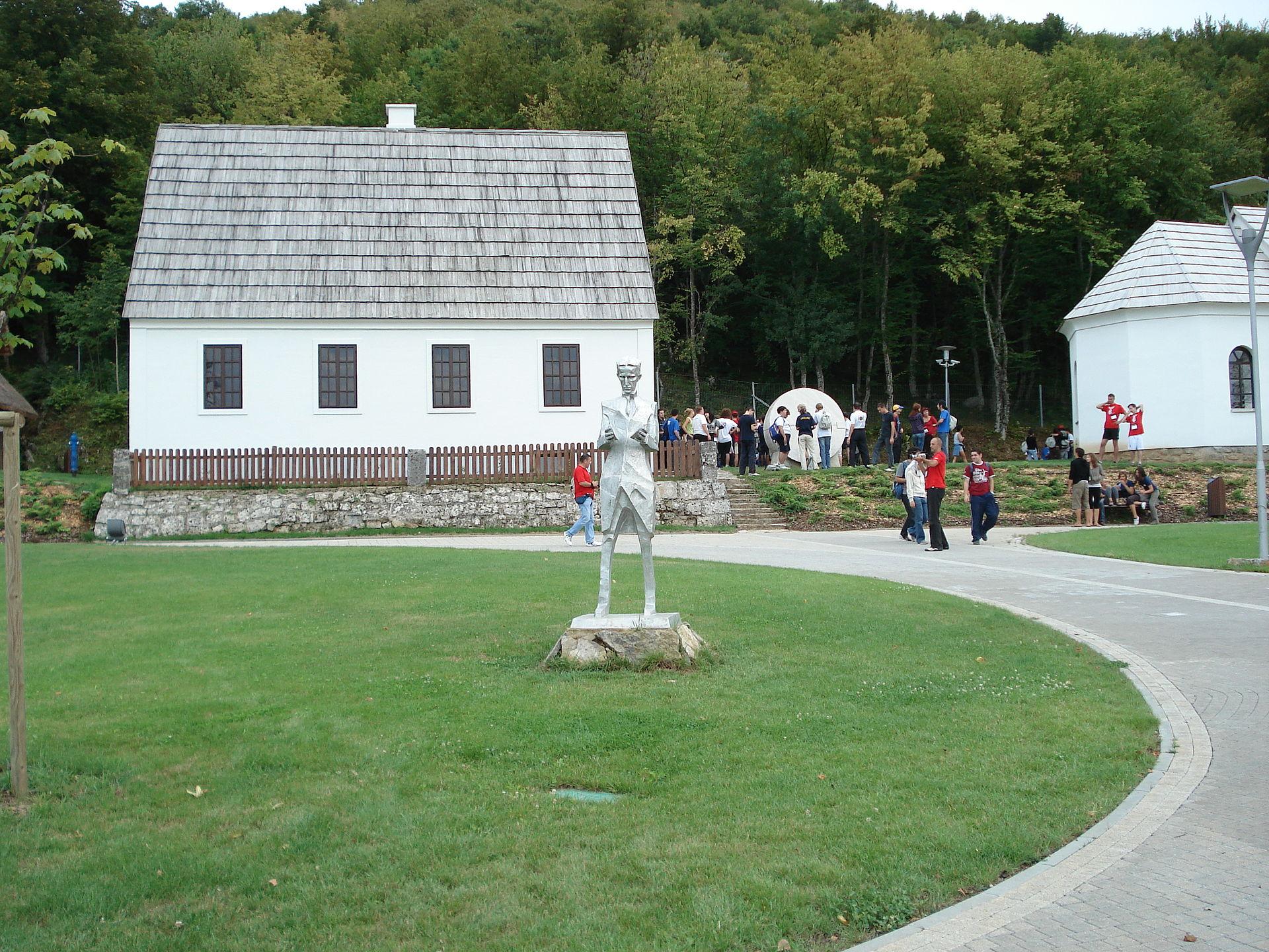 Rojstna hiša Nikole Tesla
