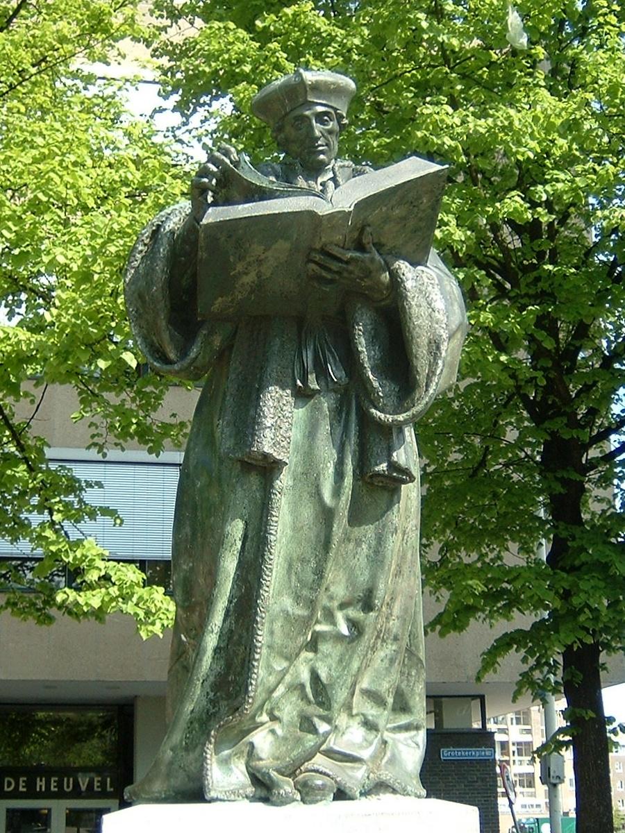 Erazmov kip v Rotterdamu