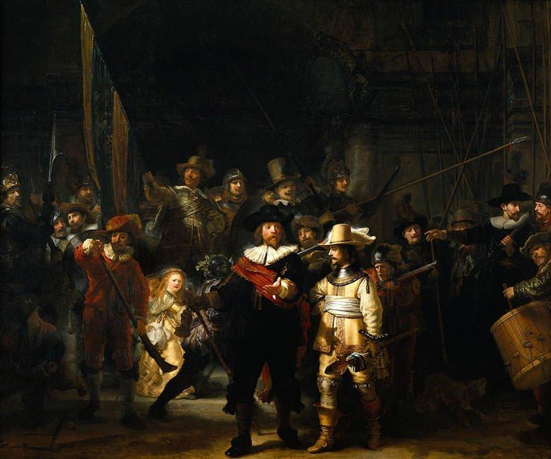Nočna straža 1642