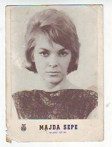 Majda Sepe. Foto: Rtv Slo