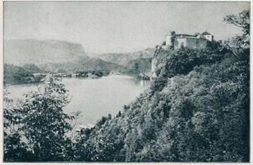 Gustav Pirc, Bled (Dom in svet, 1898, št. 17)