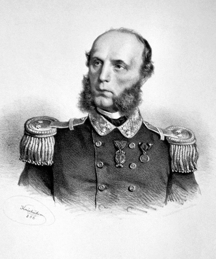 Wilhelm von Tegetthoff. Foto: Wikimedia