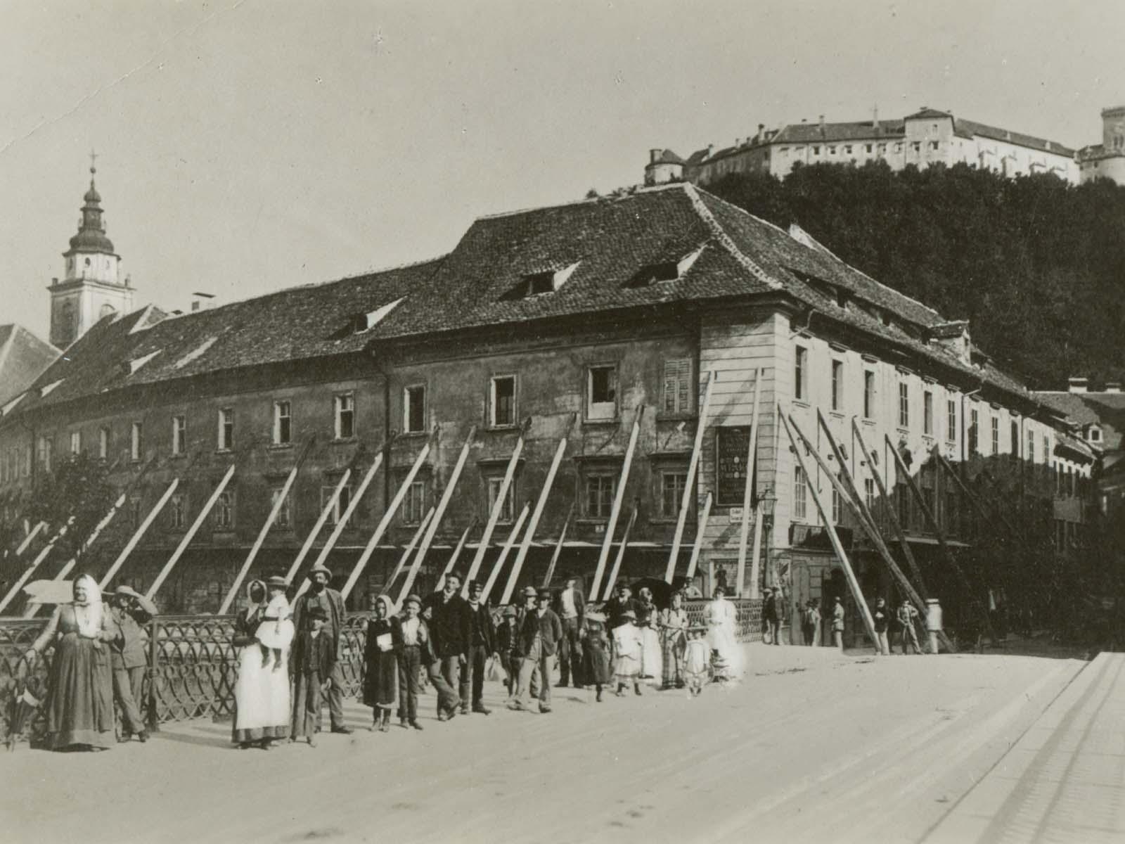 Ljubljanski potres