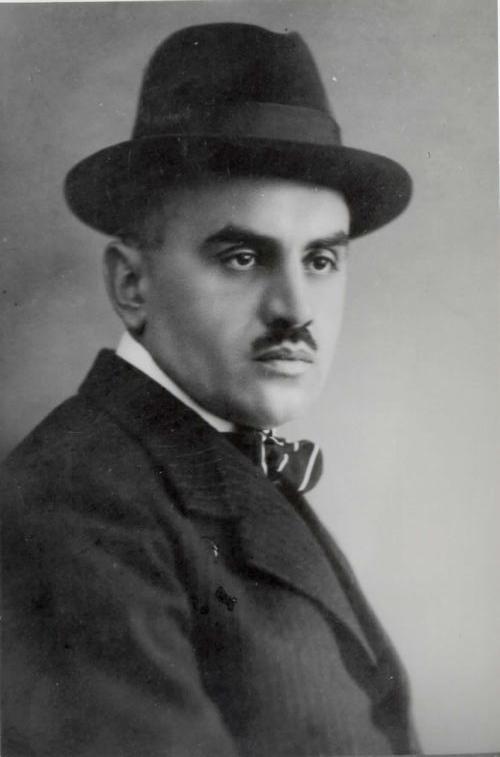 Alojz Gradnik leta 1925