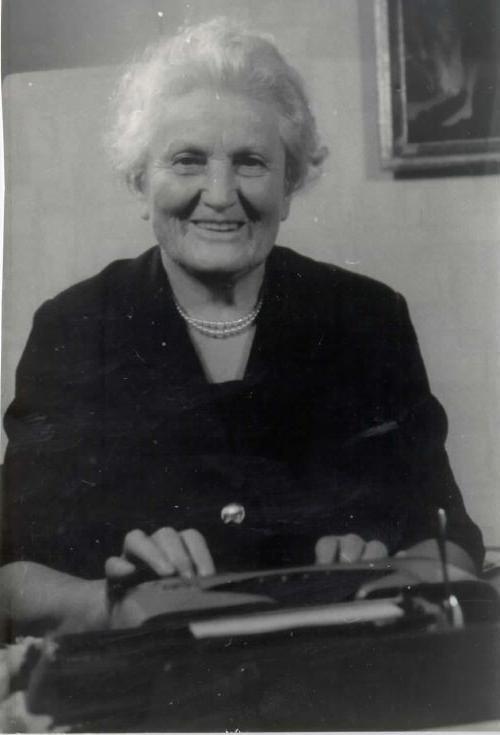 Angela Piskernik leta 1966.