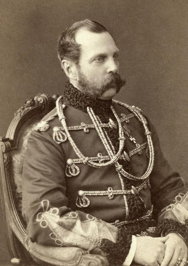 Car Aleksander II. Foto: fineartamerica.com