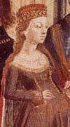 Izabela, Filipova prva žena