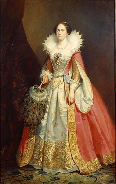 Portret Ludovike Nizozemske