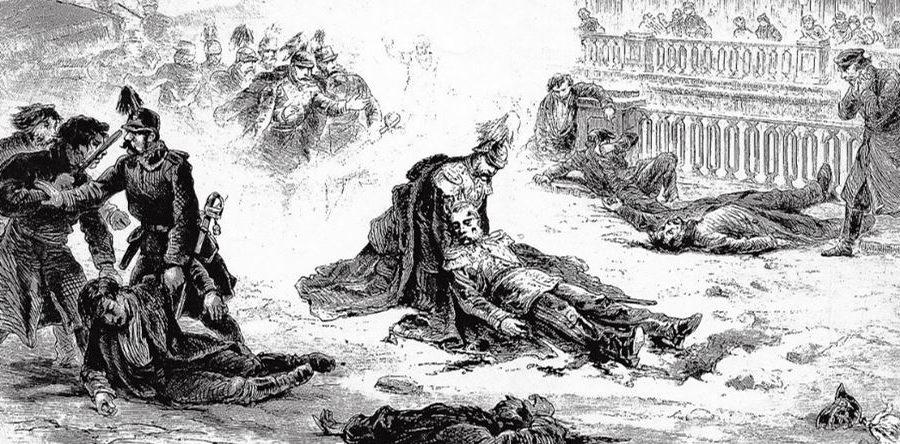 Odzivi na atentat na carja Aleksandra II. v ruskih in slovenskih časopisih (1. del)