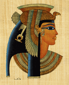 Upodobitev Kleopatre.