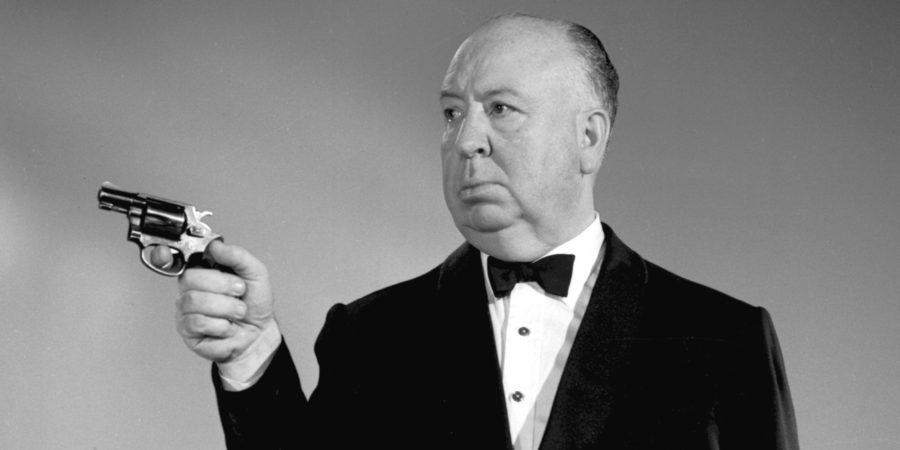 Mojster srhljivk Alfred Hitchcock