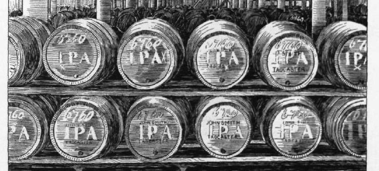 Prvi znani pisni podatek o varjenju piva v Ljubljani