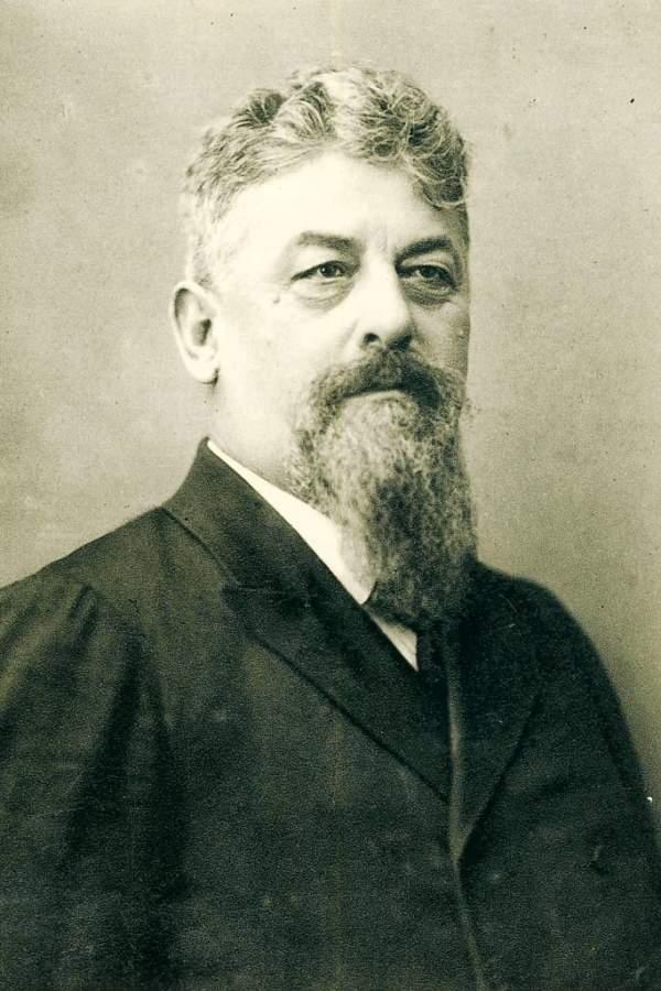 Ivan Tavčar. Foto: Wikimedia
