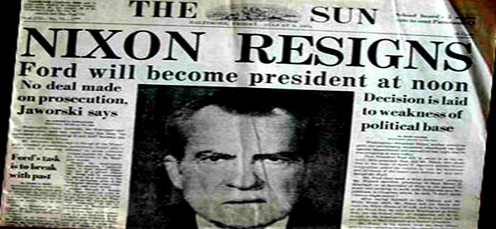 Nixonovo slovo od Bele hiše