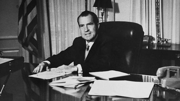 Predsednik Nixon. Foto: abc.go.com