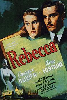 Poster filma Rebeka. Foto: Wikimedia