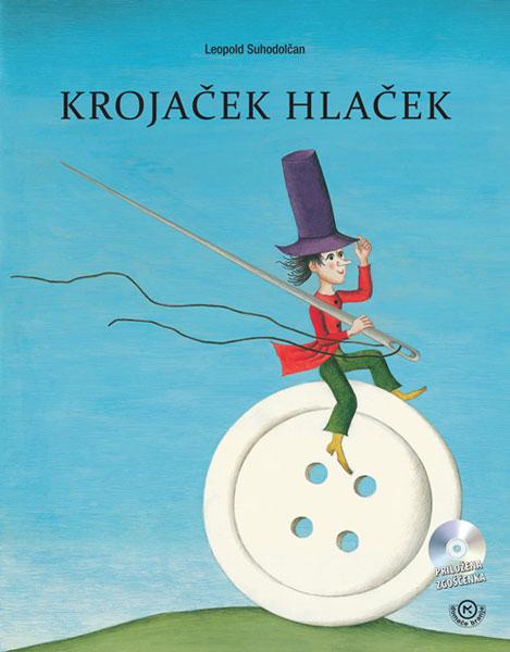 Knjiga Krojaček Hlaček. Foto: emka.si