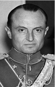 Knez Pavel Karađorđević.