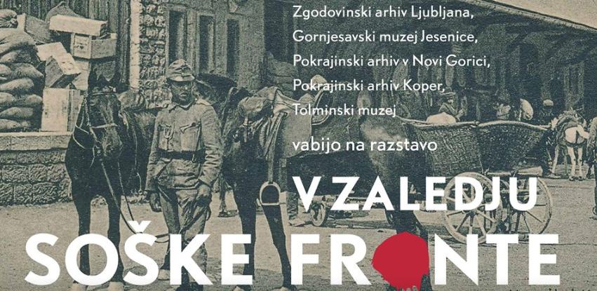 V zaledju Soške fronte
