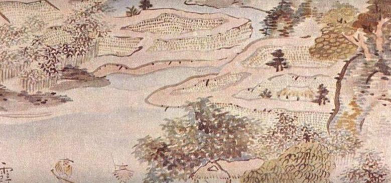 Značilnost slikarstva literatov na Japonskem