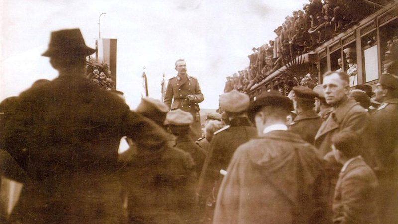 Lik in vojaška kariera generala Rudolfa Maistra