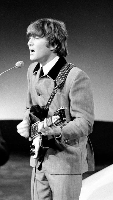 John Lennon na vrhuncu Beatlomanije. Foto: Wikimedia