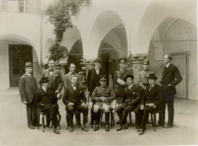 Plebiscitna komisija. Foto: Wikimedia