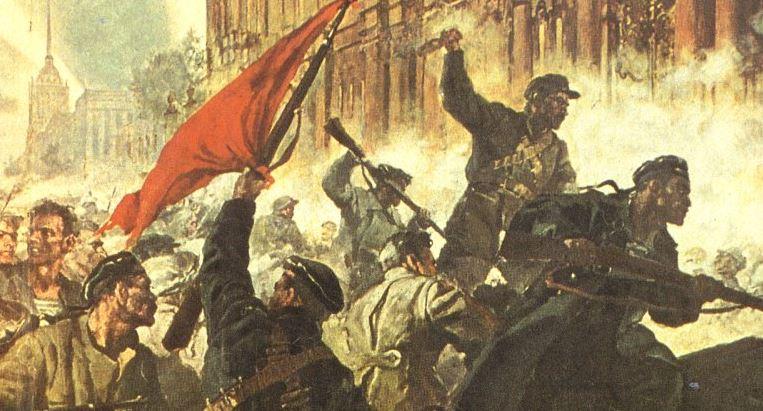 Ruska revolucija – sto let pozneje