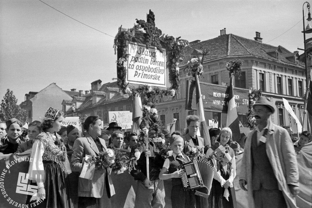 Manifestacije (Vir: MNZ)
