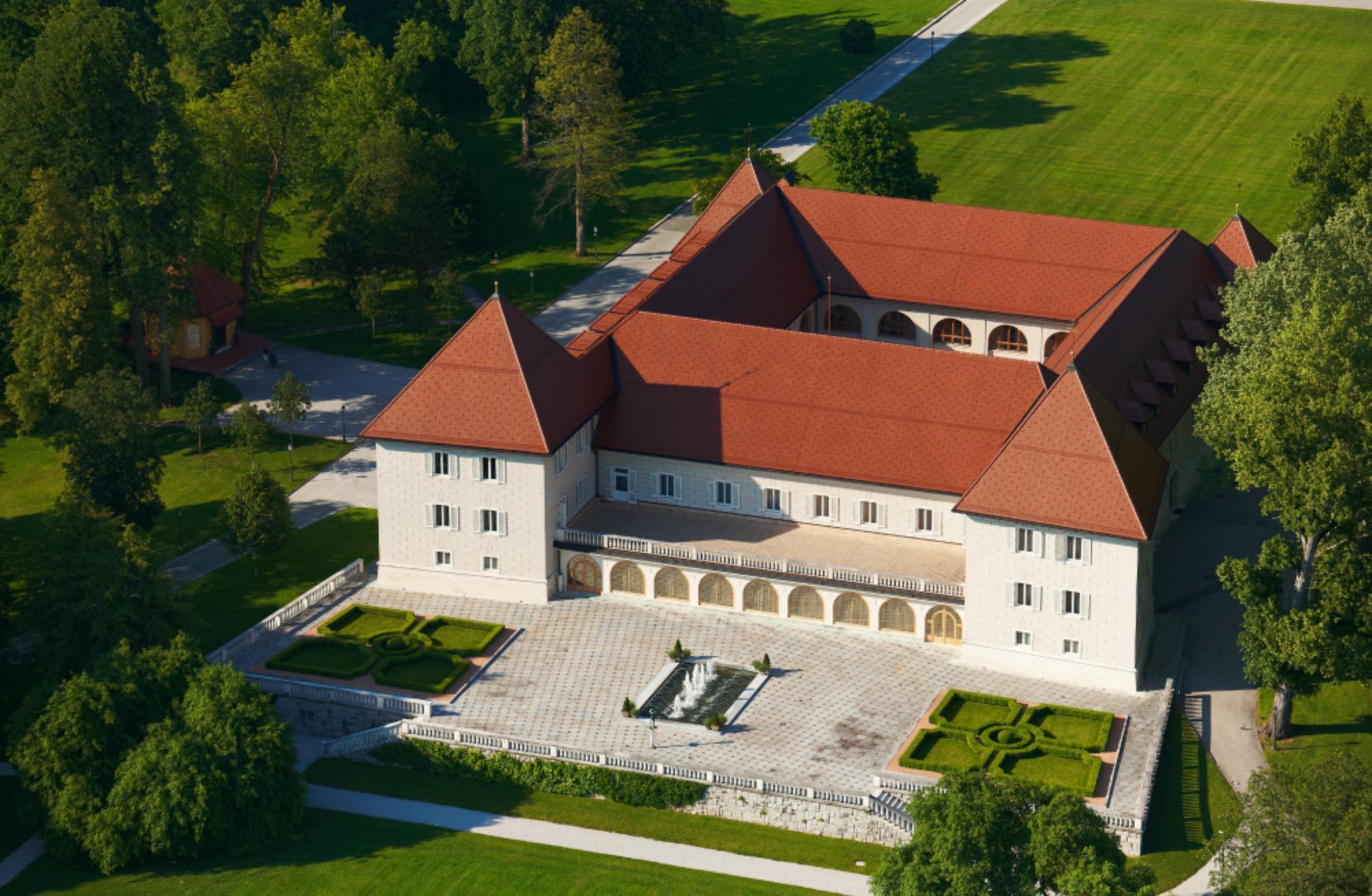 Brdo pri Kranju. Foto: brdo.si
