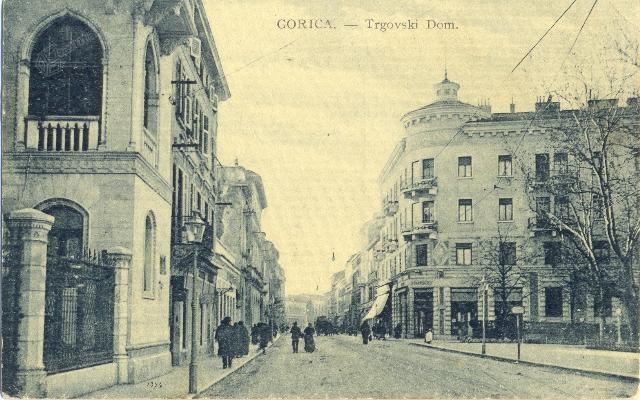 Trgovski dom v Gorici