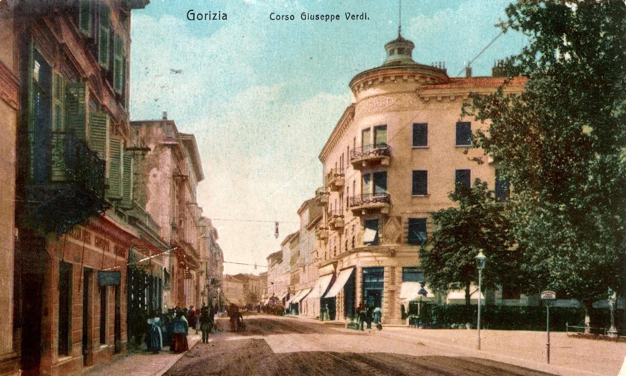 Trgovski dom v Gorici. Foto: potep.org
