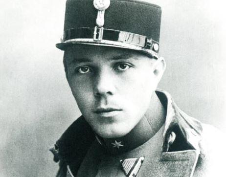 Poročnik Franjo Malgaj