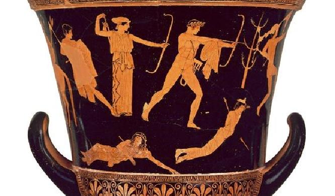 Grška mitologija – Apolon
