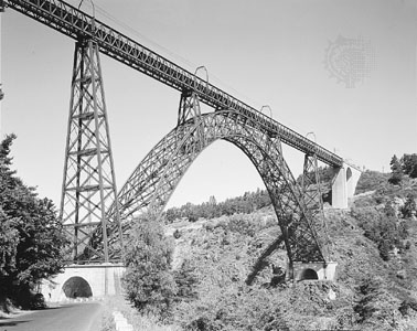 Most čez reko Trier. Foto: britannica.com