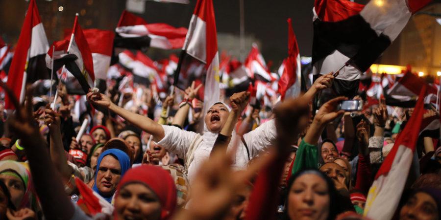 Odstavljen Hosni Mubarak