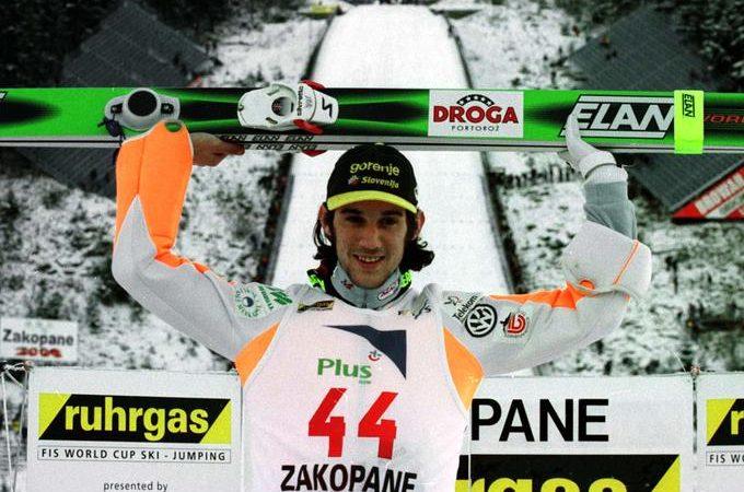 Primož Peterka osvoji vrh stopničk na tekmi svetovnega pokala