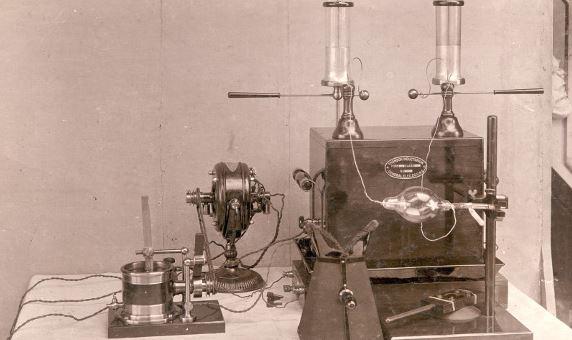 Odkritje rentgenskih žarkov